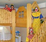 Spielwelt © Familienhotel Sonnberg